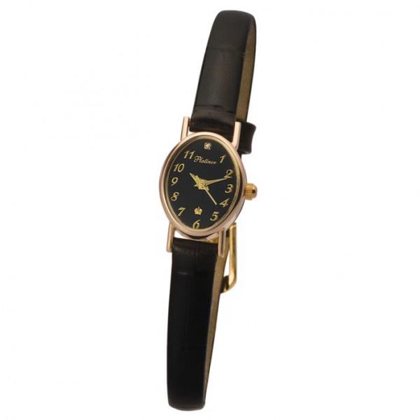 Женские золотые часы «Александра» Арт.: 44450.505