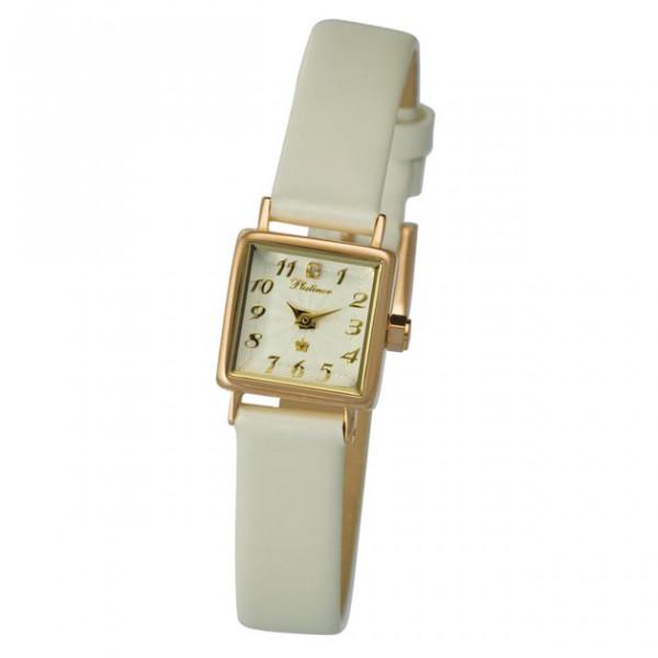 Женские золотые часы «Алисия» Арт.: 44530-1.111