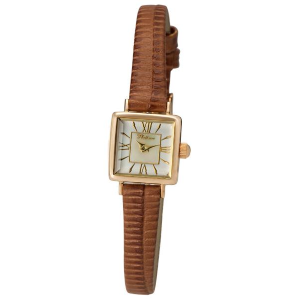 Женские золотые часы «Алисия» Арт.: 44530-1.117