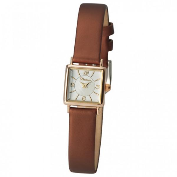 Женские золотые часы «Алисия» Арт.: 44530-1.307