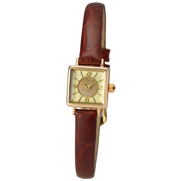 Женские золотые часы «Алисия» Арт.: 44530-1.407