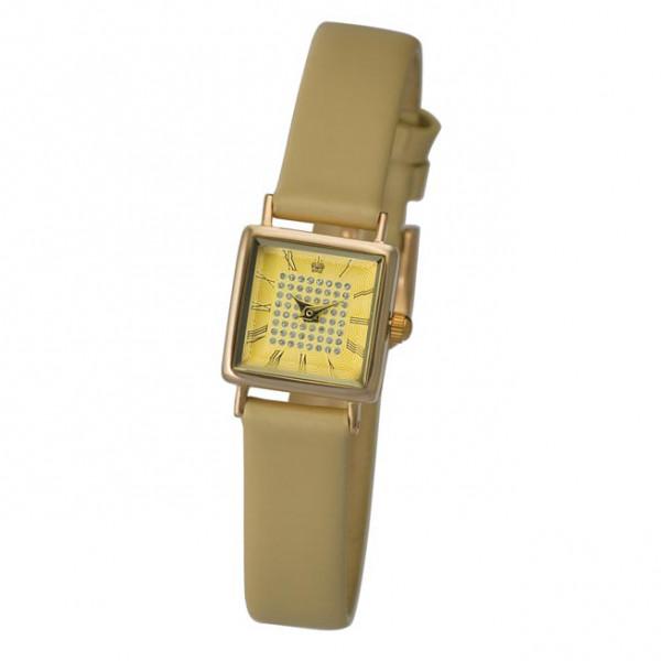 Женские золотые часы «Алисия» Арт.: 44530-1.419