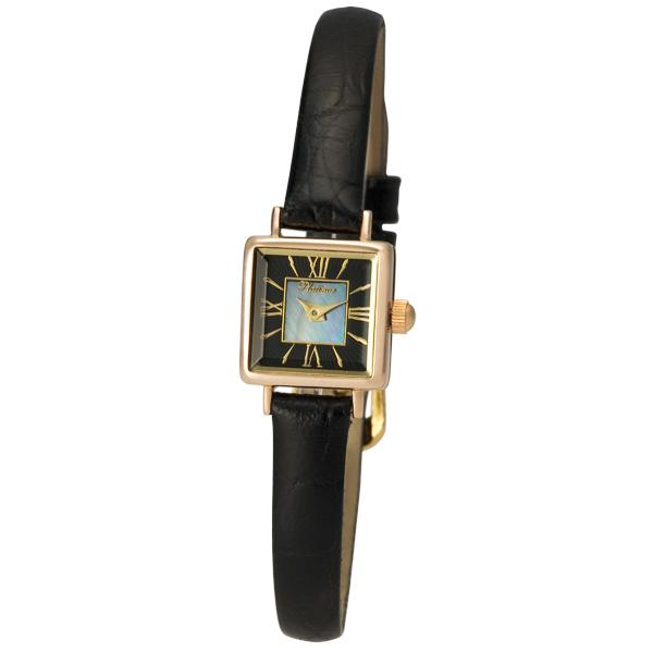 Женские золотые часы «Алисия» Арт.: 44530-1.517