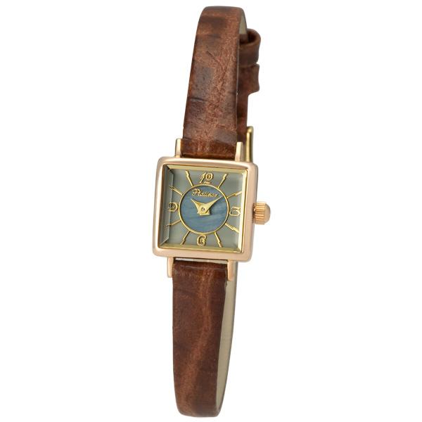 Женские золотые часы «Алисия» Арт.: 44530-1.607