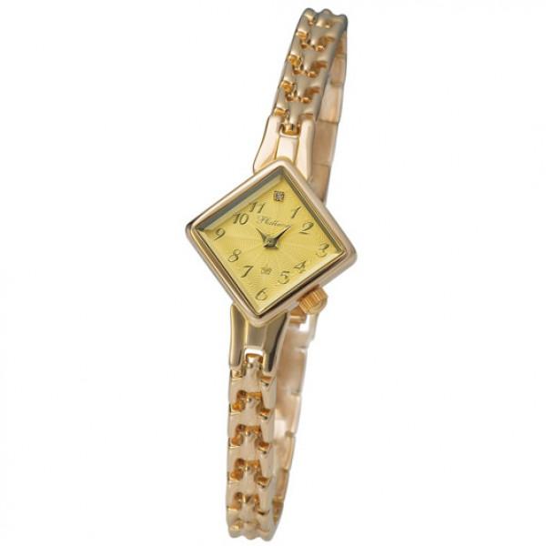 Женские золотые часы «Алисия 1» Арт.: 44550063.411