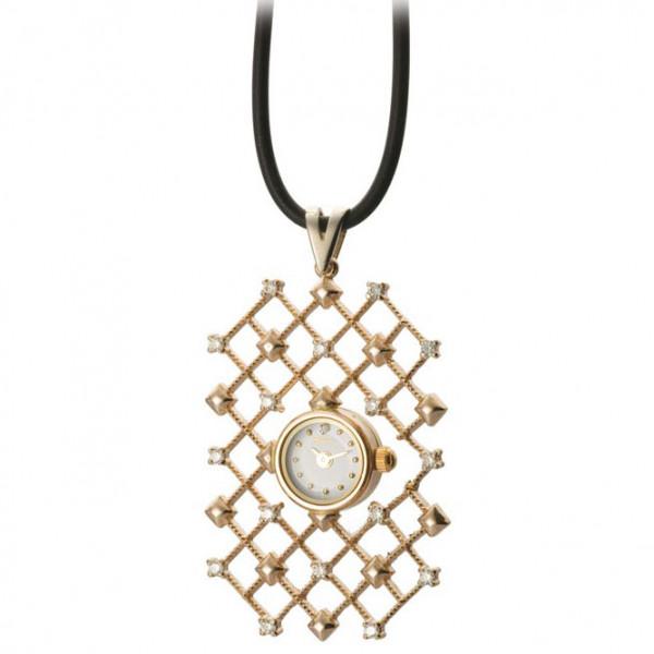 Женские золотые часы-кулон «Софи» Арт.: 44650-1.101