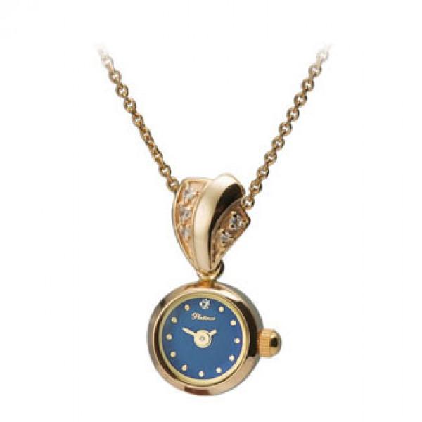 Женские золотые часы-кулон «Софи» Арт.: 44650-6.601