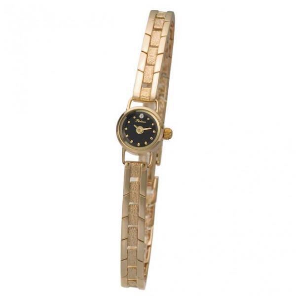 Женские золотые часы «Софи» Арт.: 44630.501 на браслете Арт.: 5005013
