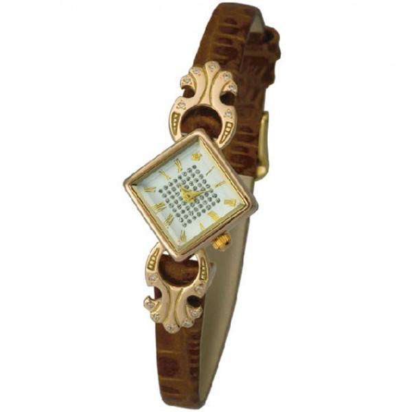 Женские золотые часы «Алисия 2» Арт.: 44856-2.119