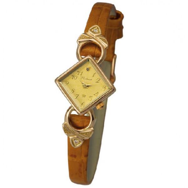 Женские золотые часы «Алисия 2» Арт.: 44856-3.411