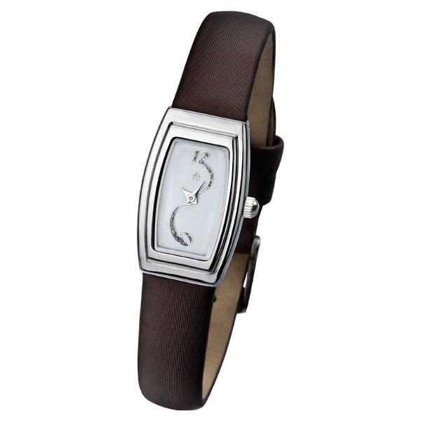 Женские серебряные часы «Джина» Арт.: 45000.128