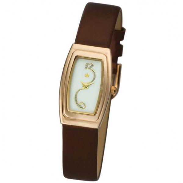 Женские золотые часы «Джина» Арт.: 45050.128