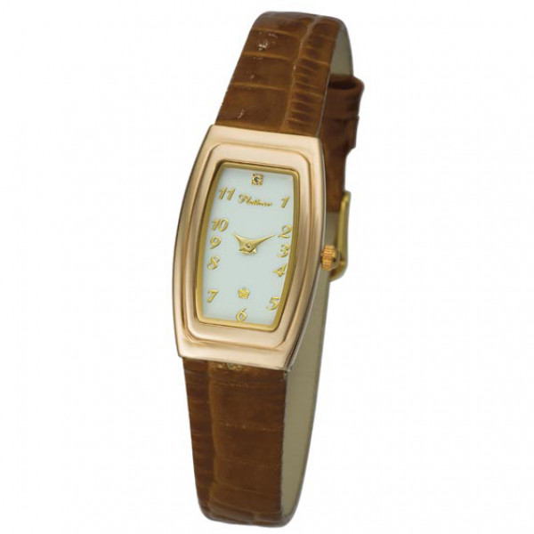 Женские золотые часы «Джина» Арт.: 45050.305