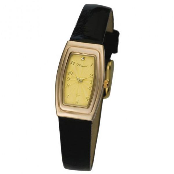 Женские золотые часы «Джина» Арт.: 45050.411