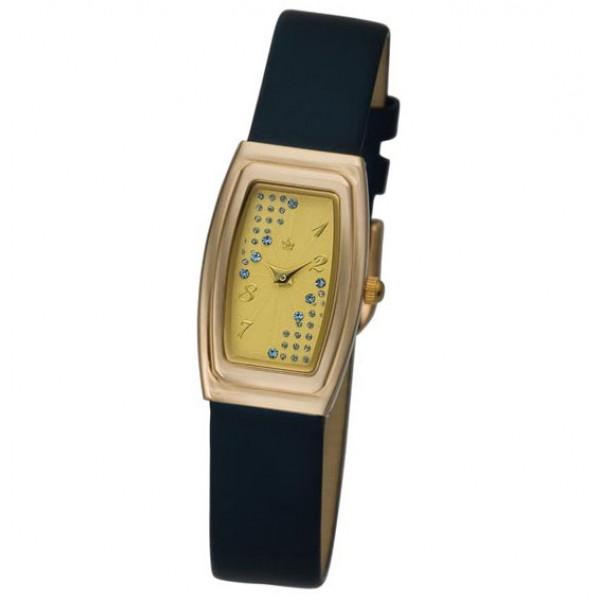 Женские золотые часы «Джина» Арт.: 45050.427