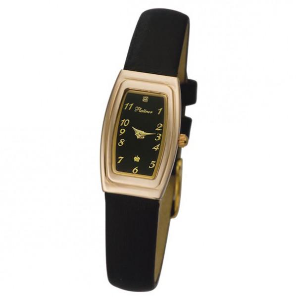 Женские золотые часы «Джина» Арт.: 45050.505