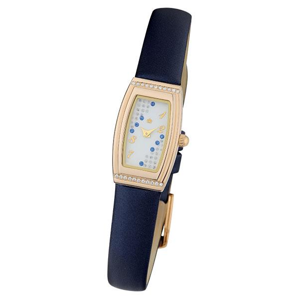Женские золотые часы «Джина» Арт.: 45056.127