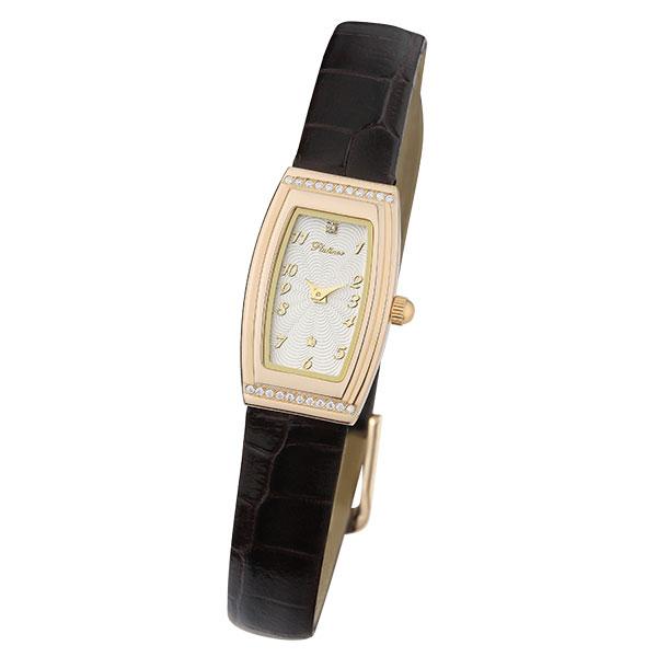 Женские золотые часы «Джина» Арт.: 45056.211