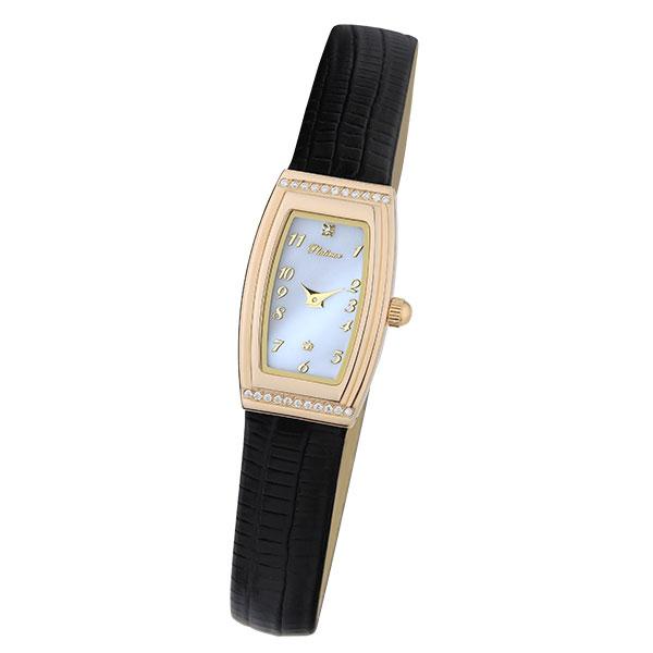 Женские золотые часы «Джина» Арт.: 45056.305