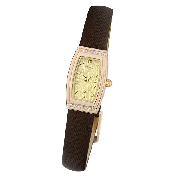 Женские золотые часы «Джина» Арт.: 45056.411