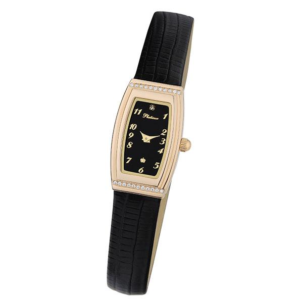 Женские золотые часы «Джина» Арт.: 45056.505