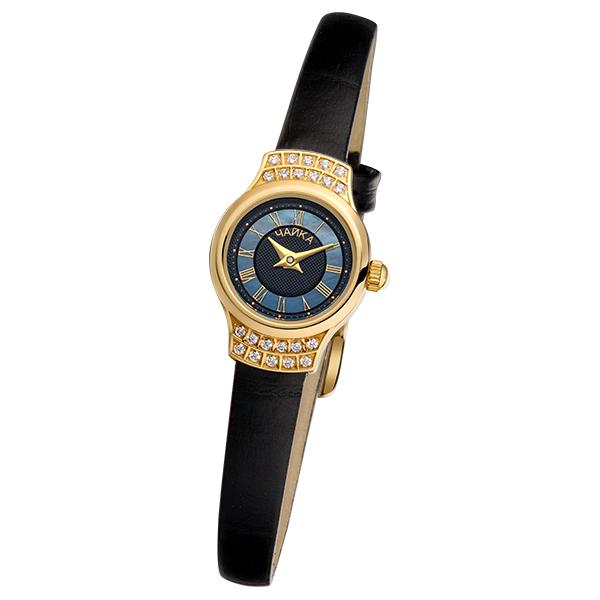 Женские золотые часы «Чайка» Арт.: 45266-1.517