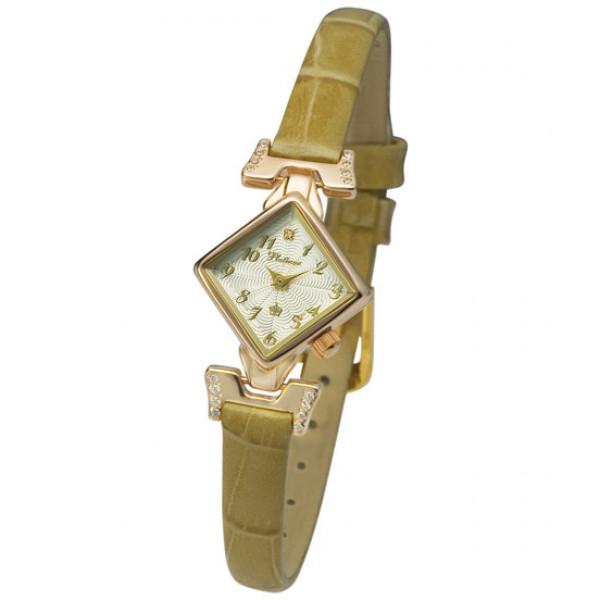 Женские золотые часы «Алисия 2» Арт.: 45556.111