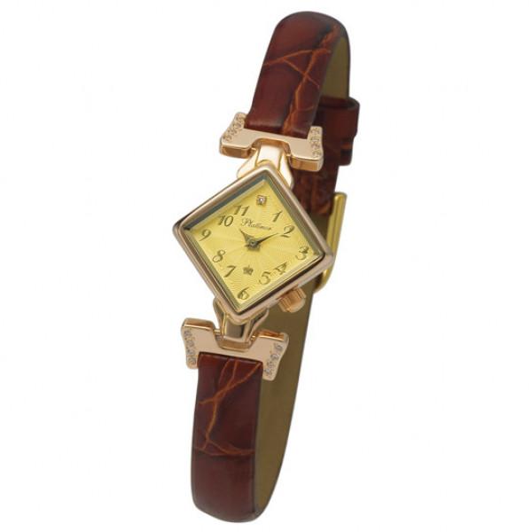 Женские золотые часы «Алисия 2» Арт.: 45556.411