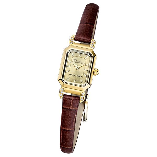 Женские золотые часы «Меган» Арт.: 459636.403