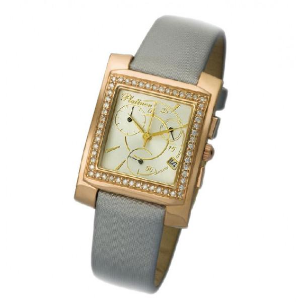 Женские золотые часы «Гретта» Арт.: 47551.234