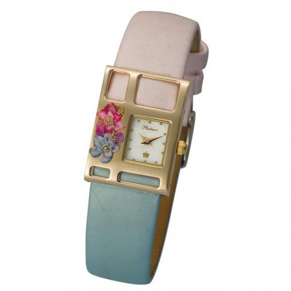 Женские золотые часы «Мишель» Арт.: 47650.301
