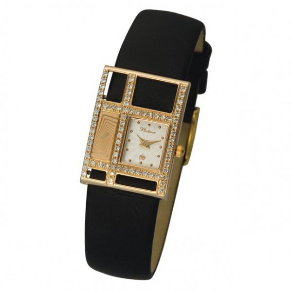 Женские золотые часы «Мишель» Арт.: 47656.202