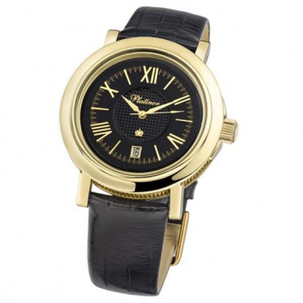 Мужские золотые часы «Авиатор» Арт.: 50960.520