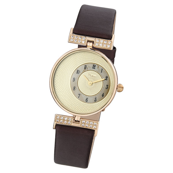 Женские золотые часы «Сьюзен» Арт.: 53456-1.407