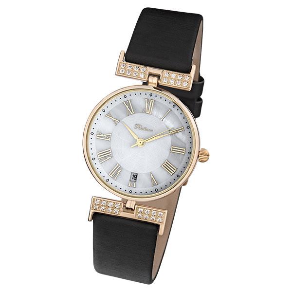 Женские золотые часы «Сьюзен» Арт.: 53456.317