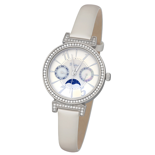 Женские серебряные часы «Венера» Арт.: 54806-2.312