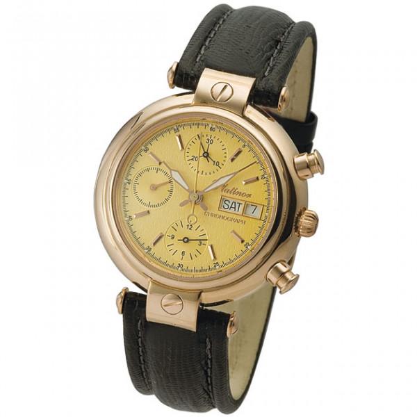 Мужские золотые часы «Адмирал» Арт.: 57050С.404