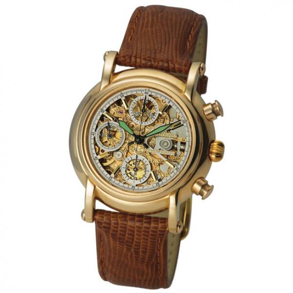 Мужские золотые часы «Адмирал-2» Арт.: 57150СД.155