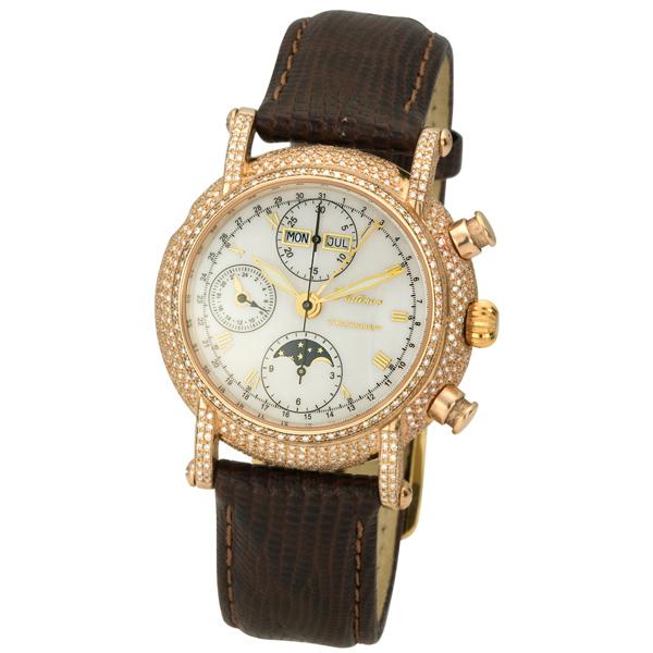 Мужские золотые часы «Адмирал-2» Арт.: 57151ЛС.315
