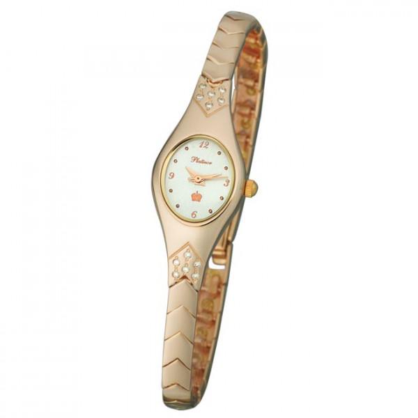 Женские золотые часы «Джейн» Арт.: 70651.206