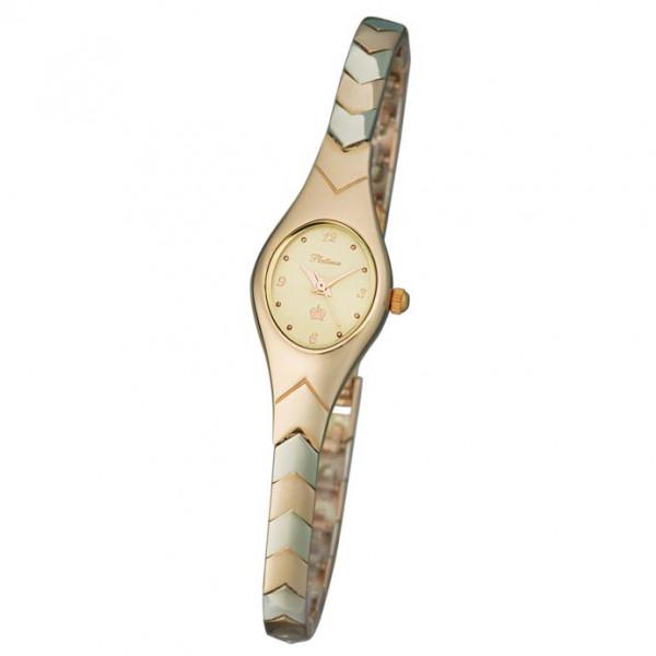 Женские золотые часы «Джейн» Арт.: 70680.406