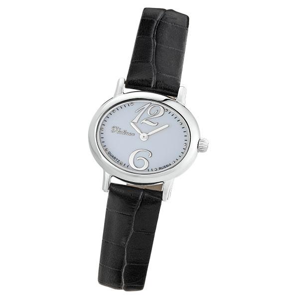 Женские серебряные часы «Аврора» Арт.: 74100.206