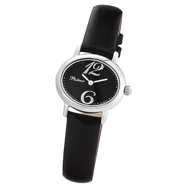 Женские серебряные часы «Аврора» Арт.: 74100.506