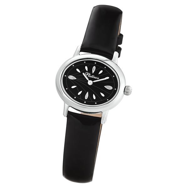 Женские серебряные часы «Аврора» Арт.: 74100.524