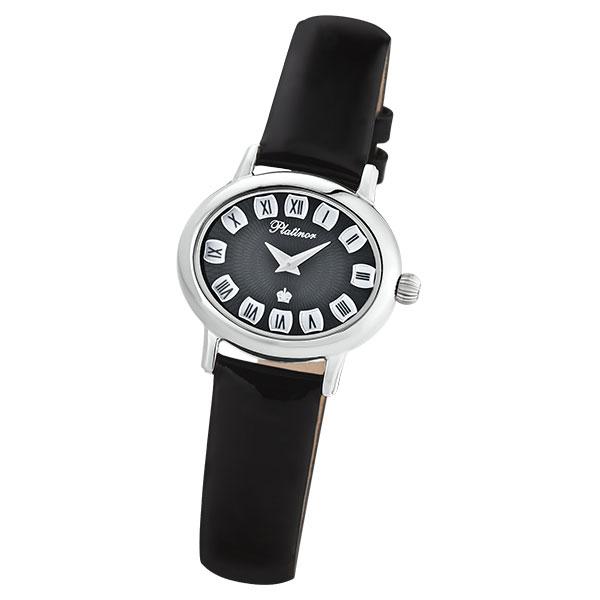 Женские серебряные часы «Аврора» Арт.: 74100.529