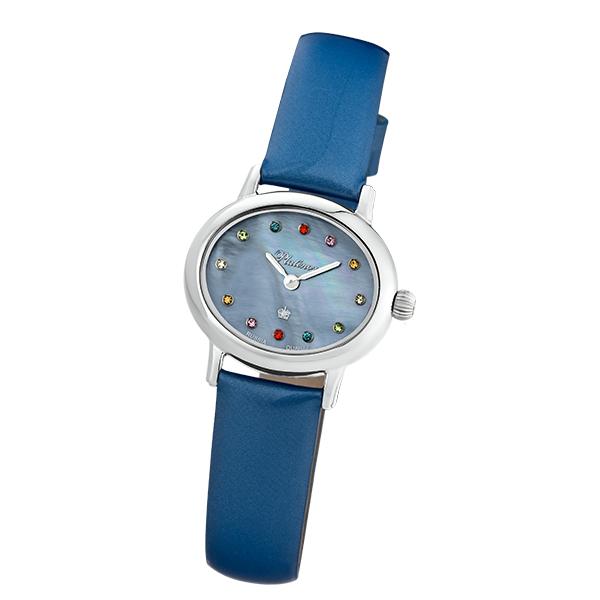Женские серебряные часы «Аврора» Арт.: 74100.625