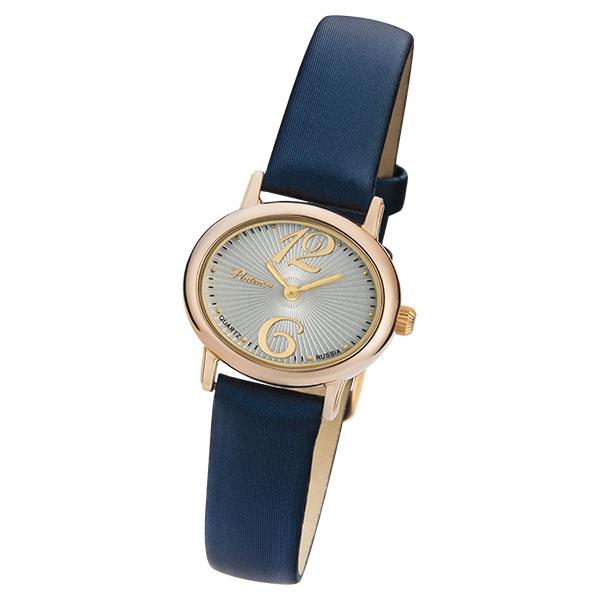 Женские золотые часы «Аврора» Арт.: 74150.212