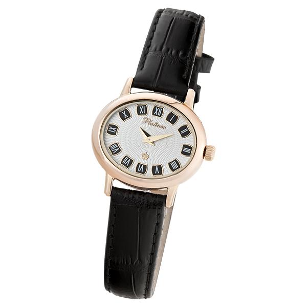 Женские золотые часы «Аврора» Арт.: 74150.229