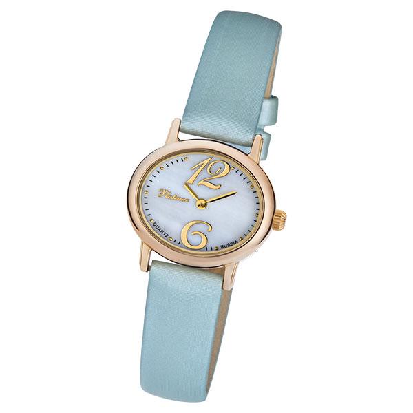 Женские золотые часы «Аврора» Арт.: 74150.306