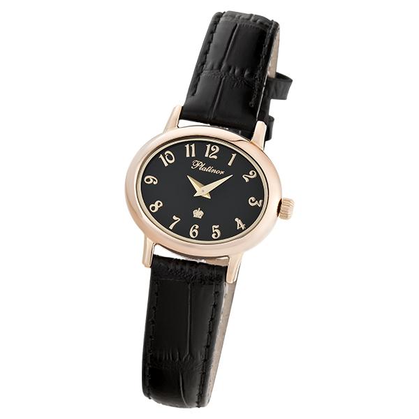 Женские золотые часы «Аврора» Арт.: 74150.505